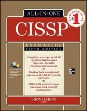 CISSP All-in-one Exam Guide