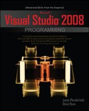 Microsoft Visual Studio 2008 Programming