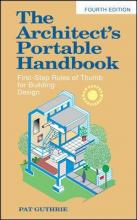 The Architect's Portable Handbook: First-Step Rules of Thumb for Building Design