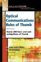 Optical Communications Rules of Thumb