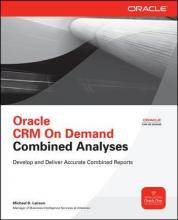 Oracle CRM on Demand Combined Analyses