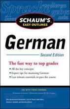 Schaum's Easy Outline of German