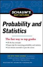 Schaum's Easy Outline of Probability and Statistics