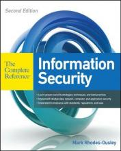 Information Security: The Complete Reference