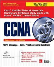 CCNA Routing and Switching ICND2 Study Guide (Exam 200-101, ICND2), with Boson NetSim Limited Edition