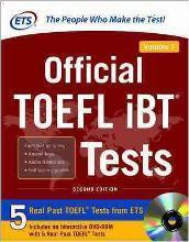 Official TOEFL iBT (R) Tests Volume 1