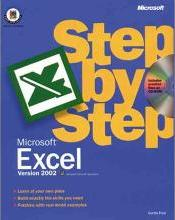 Microsoft Excel 2002 with Visual Basic for Applications Step by Step