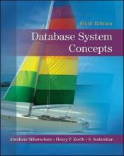 Database System Concepts