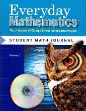 Everyday Mathematics, Grade 5, Student Material Set (Journals 1 & 2)