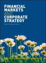 Financial Markets and Corporate Strategy: European Edition