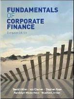 Fundamentals of Corporate Finance with Connect Plus Card