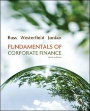Fundamentals Of Corporate Finance Alternate Edition