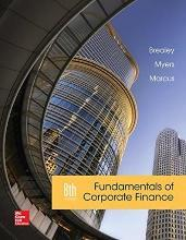 Loose Leaf Edition for Fundamentals of Corporate Finance