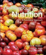 Loose Leaf for Contemporary Nutrition: A Functional Approach