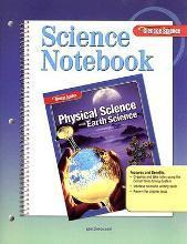Science Notebook: Physical Science with Earth Science