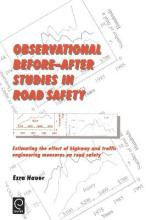 Observational Before/After Studies in Road Safety
