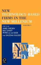 New Technology-Based Firms in the New Millennium