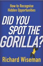 Did You Spot The Gorilla?