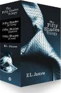 Fifty Shades Trilogy Boxed Set Bundle