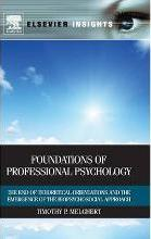 Foundations of Professional Psychology