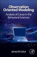 Observation Oriented Modeling