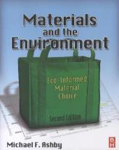 Materials and the Environment