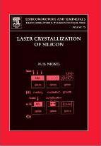 Laser Crystallization of Silicon - Fundamentals to Devices: Volume 75
