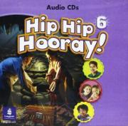 Hip Hip Hooray Student Book (with Practice Pages), Level 6 Audio CD