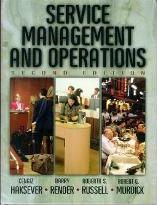 Service Management and Operations
