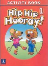 Hip Hip Hooray Student Book (with practice pages), Level 1 Activity Book (without Audio CD)