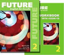 Future 2 Package: Student Book (with Practice Plus CD-ROM) and Workbook)