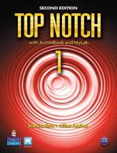 Top Notch 1 with ActiveBook and MyLab English