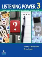 Value Pack: Listening Power 3 Student Book and Classroom