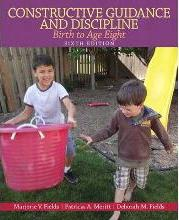 Constructive Guidance and Discipline