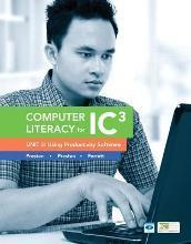 Computer Literacy for IC3 Unit 2
