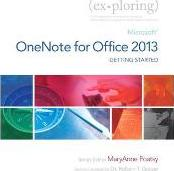 Exploring Getting Started with Microsoft OneNote for Office 2013