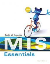 MIS Essentials with MyMISLab Student Access Code