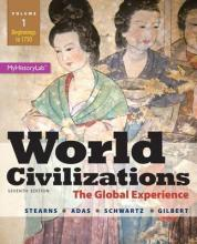 World Civilizations, Volume 1 with MyHistoryLab Access Card Package