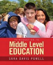 Introduction to Middle Level Education, Enhanced Pearson Etext with Loose-Leaf Version -- Access Card Package