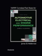 NATEF Correlated Task Sheets for Automotive Electrical and Engine Performance