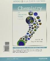 Chemistry for Changing Times, Books a la Carte Edition