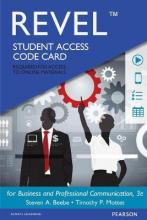 REVEL for Business and Professional Communication - Access Card