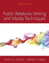 Public Relations Writing and Media Techniques, Books a la Carte