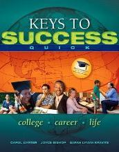 Keys to Success Quick Plus New Mylab Student Success Update -- Access Card Package