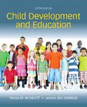 Child Development and Education with Mylab Education with Enhanced Pearson Etext, Loose-Leaf Version -- Access Card Package