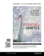 Essentials of Genetics, Books a la Carte Plus Mastering Genetics with Etext -- Access Card Package