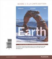 Earth + Modified Masteringgeology With Pearson Etext