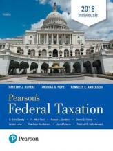 Pearson's Federal Taxation 2018 Individuals