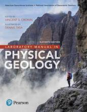 Laboratory Manual in Physical Geology Plus Masteringgeology with Pearson Etext -- Access Card Package
