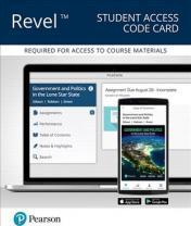 Revel for Government and Politics in the Lone Star State -- Access Card